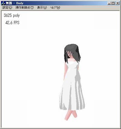 animebodyの画面