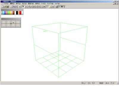 六角大王の画面