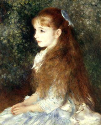 イレーヌ・カーン・ダンヴェールの肖像