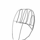 手のイラスト04