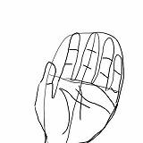 手のイラスト06